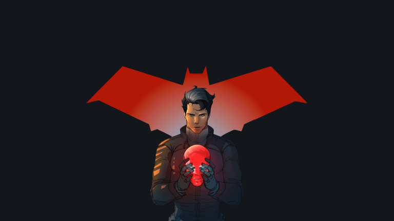 red hood wallpaper 105